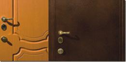 сколько стоят железные двери с домофоном
